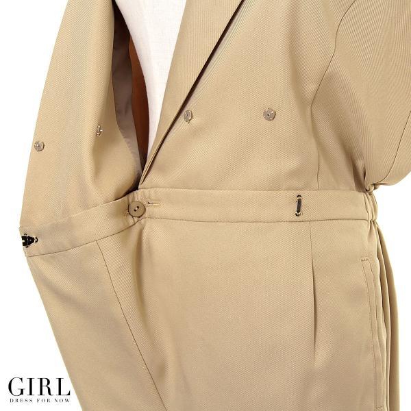 セット割対象 パーティードレス パンツドレス ワンピース ドレス お呼ばれ 大きいサイズ モデル美香着用 オールインワン 二次会 フォーマル 春 girl-k 04