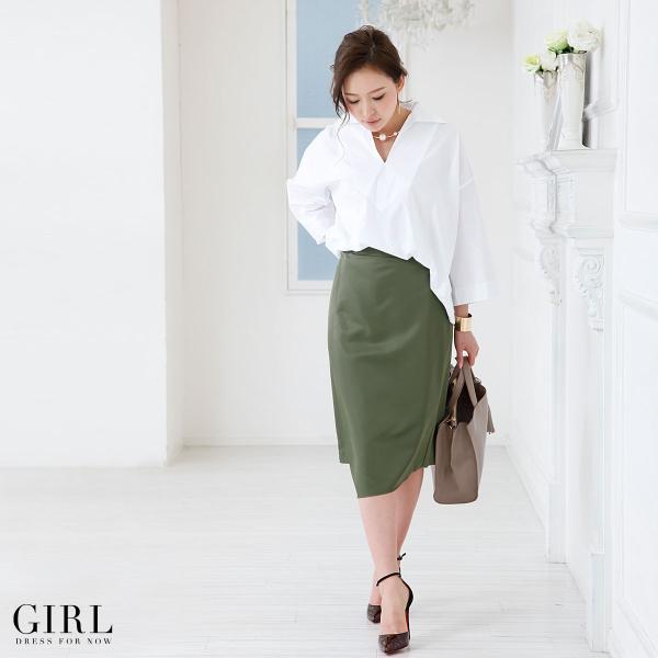 パーティードレス ワンピース モデル美香着用 結婚式 大きいサイズ セットアップ パーティー レディース フォーマル|girl-k|04