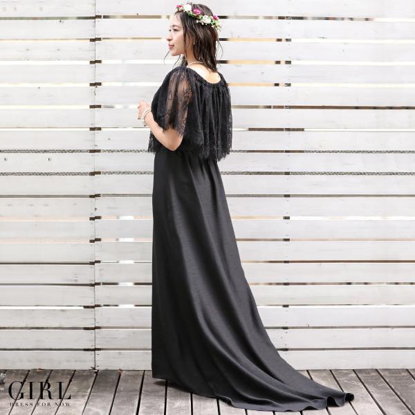 ウェディングドレス パーティードレス ドレス ワンピース 大きいサイズ 30代 20代 結婚式 二次会 花嫁 レディース 袖付き 半袖|girl-k|13