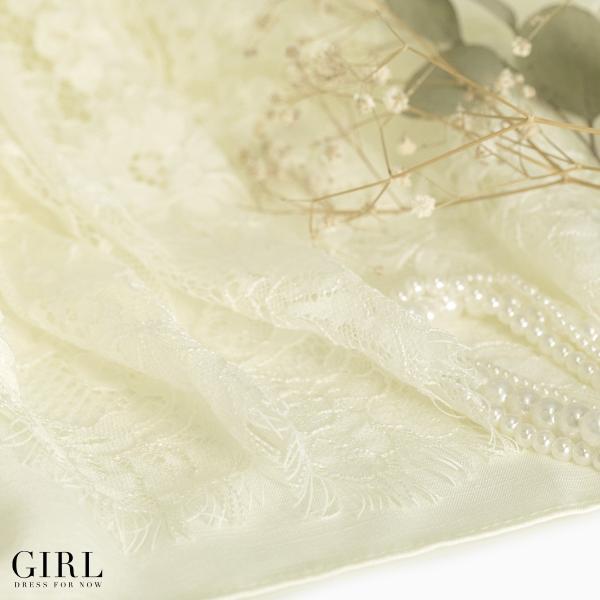 ウェディングドレス パーティードレス ドレス ワンピース 大きいサイズ 30代 20代 結婚式 二次会 花嫁 レディース 袖付き 半袖|girl-k|06