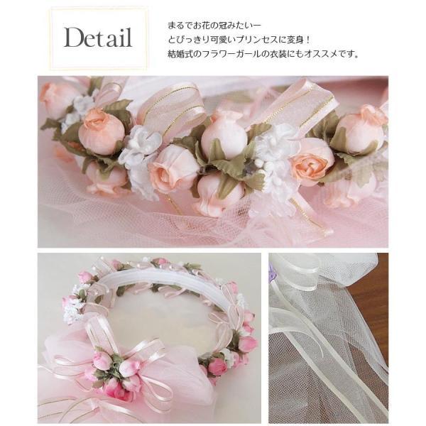 ヘアアクセサリー 子供 発表会 結婚式 フラワー |girl-k|06