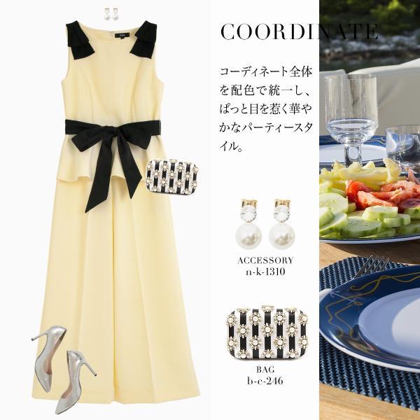 パーティードレス セットアップ パンツスタイル パンツドレス 結婚式 大きいサイズ ロング お呼ばれ 大きいサイズ 2点セット|girl-k|20