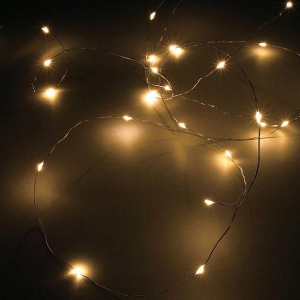RoomClip商品情報 - イルミネーションライト フェアリーライト ガーランド LEDガーランド ホーム  アメイジング LED ガーランド