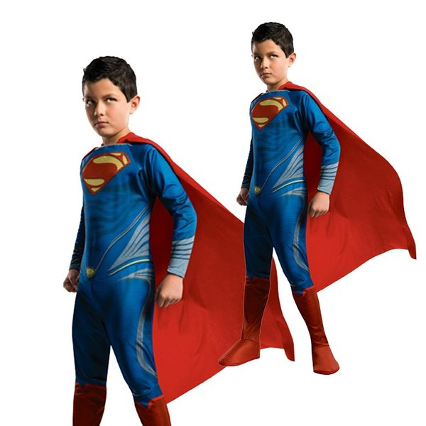 22f838d0238183 ハロウィン 衣装 子供 コスプレ 男の子 スーパーマン superman 886890 仮装 コスチューム イベント ハロウィーン あすつく| ...