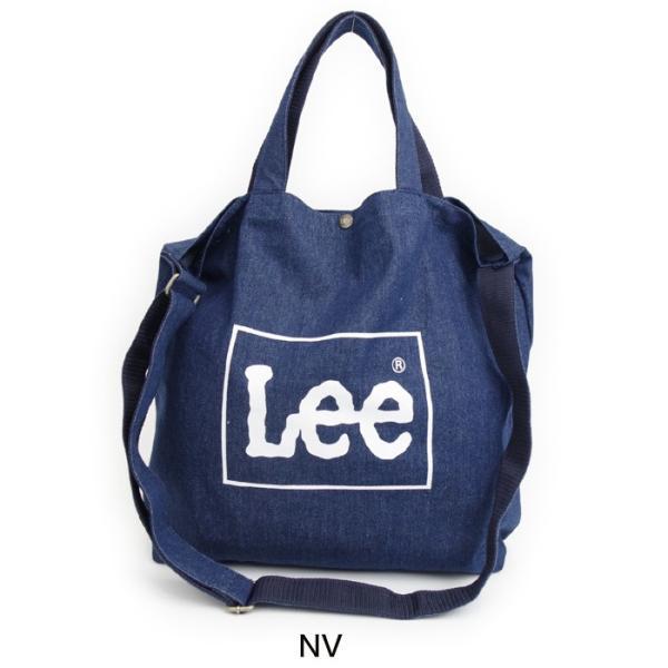 Lee/リー トートバッグ キャンバス 2WAY ビッグトート メンズ/レディース ショルダーバッグ 全6色 0425371 デニム トート マザーズバッグ 斜め掛け カジュアル