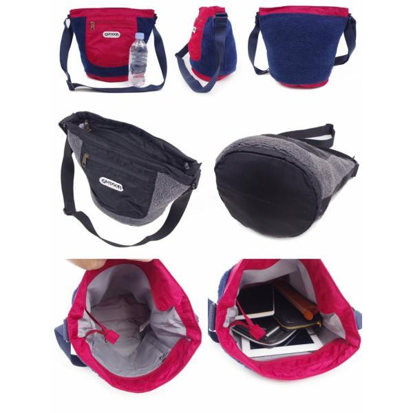 OUTDOOR PRODUCTS アウトドア ショルダーバッグ レディース 斜めがけ バッグ 全4色 62354 アウトドアプロダクツ シープフリース