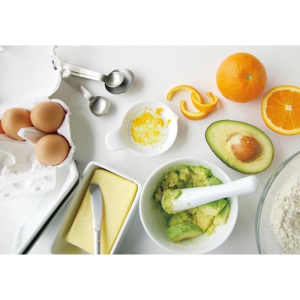 バターケース 磁器 おしゃれ KitchenTool 保存容器 バター入れ カフェ キッチン小物|gita|03