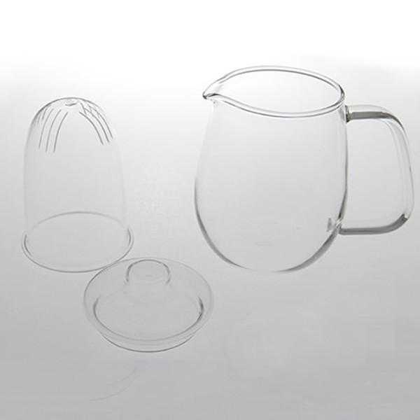 KINTO UNITEA ガラス ティーポット セット L 急須 ガラスポット 紅茶ポット 食洗機対応 茶こし付き ポット gita 02