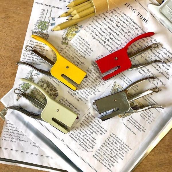 メール便 ホッチキス DULTON ダルトン 雑貨 かわいい ボノックス ステープラー 全4色 DC03-S09 文房具 文具 ステーショナリー 犬