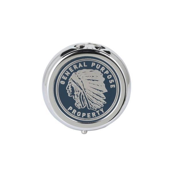 携帯灰皿 おしゃれ DULTON ダルトン 雑貨 かわいい プレゼント メンズ 灰皿 携帯 レディース ポータブル アシュトレイ インディアン K6