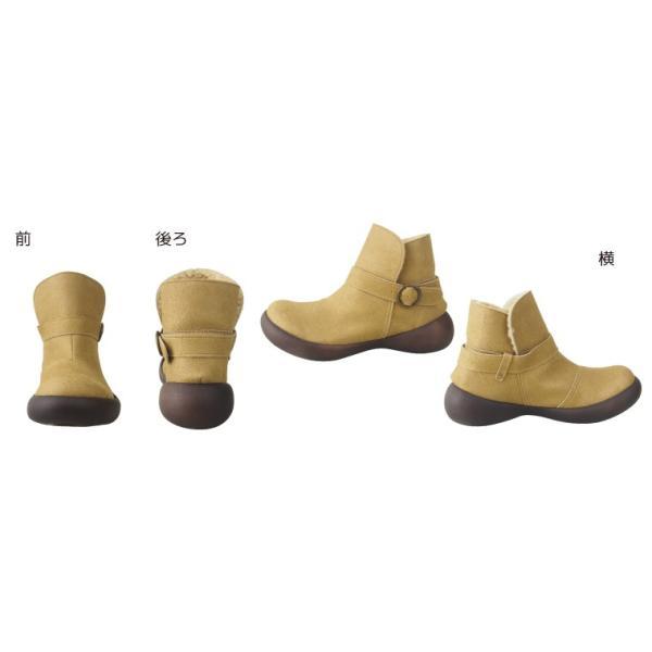 リゲッタ カヌー ブーツ レディース ボア 防滑 ムートン ショートブーツ boots|gjweb|11