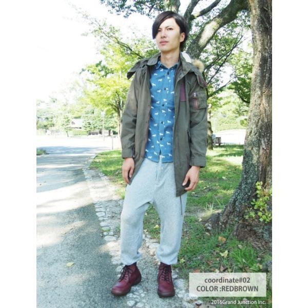 リゲッタカヌー ブーツ メンズ モカシンブーツ|gjweb|06