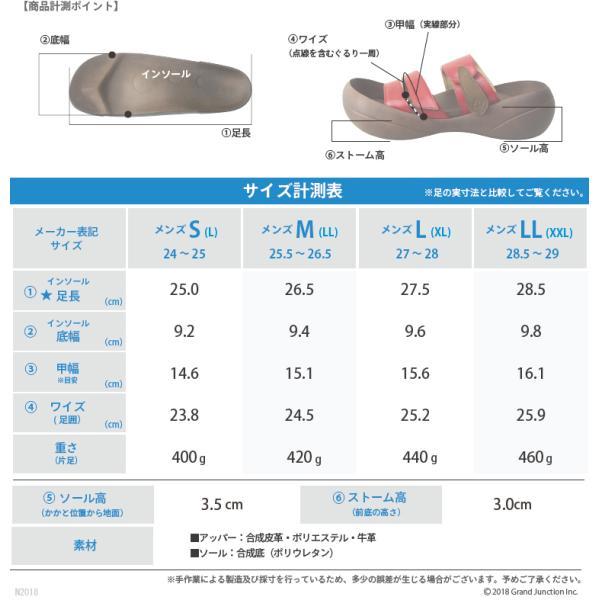 リゲッタ カヌー サンダル メンズ ビッグフット コンフォート sandal gjweb 18
