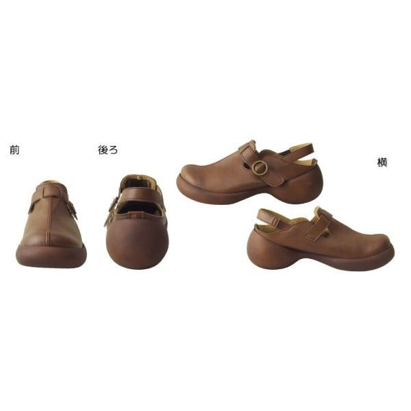 リゲッタカヌー サボ サンダル レディース 厚底 エッグシューズ ストラップ バックル sabot sandal|gjweb|11