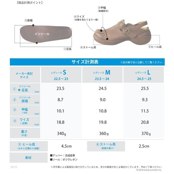 リゲッタカヌー サボ サンダル レディース 厚底 エッグシューズ ストラップ バックル sabot sandal|gjweb|18