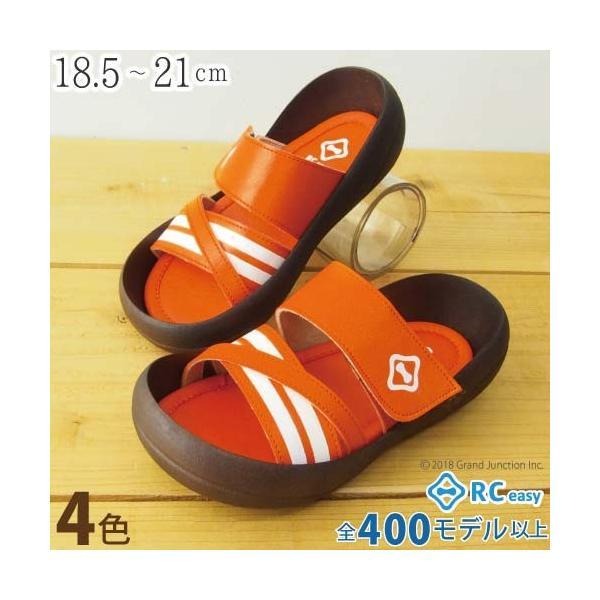 リゲッタカヌー サンダル キッズ 履きやすい クロス ベルト ボーダー sandal プレミアム セール SALE|gjweb