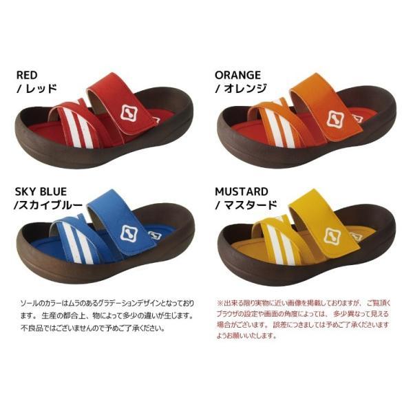 リゲッタカヌー サンダル キッズ 履きやすい クロス ベルト ボーダー sandal プレミアム セール SALE|gjweb|15
