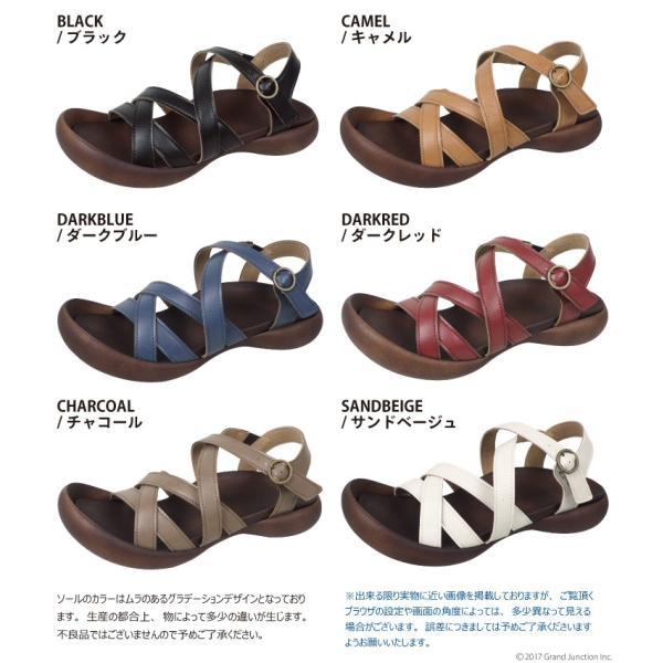 リゲッタカヌー サンダル レディース 履きやすい ぺたんこ グラディエーター gladiator sandal gjweb 02