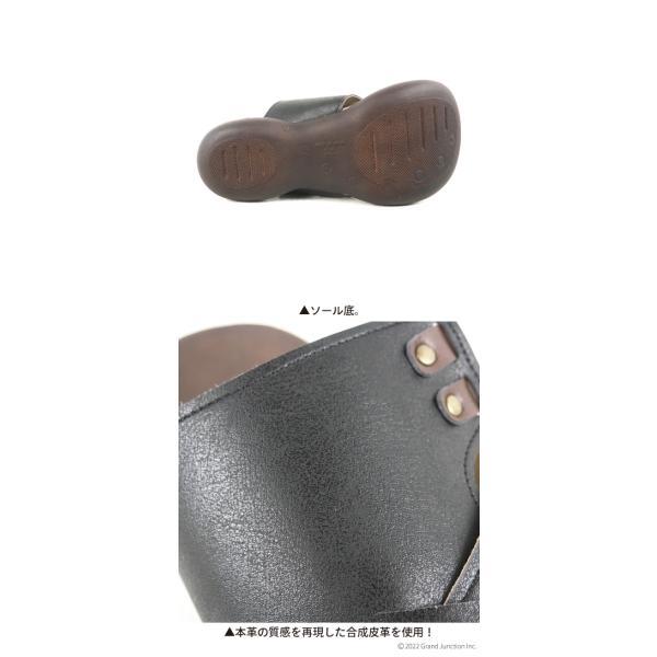 リゲッタカヌー サンダル メンズ おしゃれ クロス ベルト マジックテープ sandal|gjweb|15