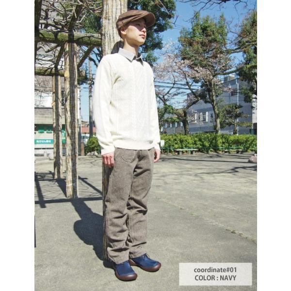 リゲッタカヌー メンズ 編み上げシューズ|gjweb|06