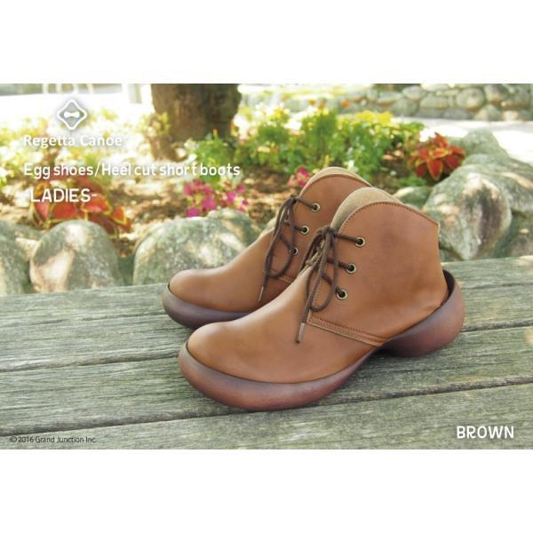 ブーツ 厚底 レディース 編み上げ リゲッタカヌー プレミアム セール SALE|gjweb|03