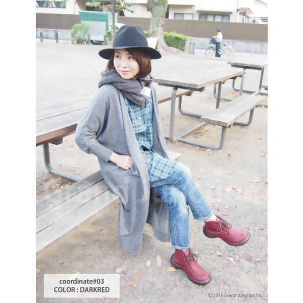 ブーツ 厚底 レディース 編み上げ リゲッタカヌー プレミアム セール SALE|gjweb|06