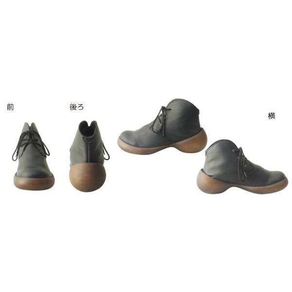 ブーツ 厚底 レディース 編み上げ リゲッタカヌー プレミアム セール SALE|gjweb|10