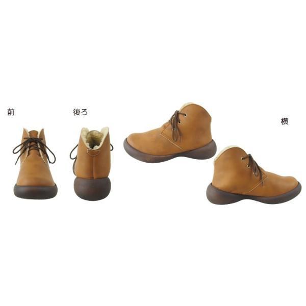ブーツ レディース リゲッタカヌー ボア ショートブーツ 防滑 プレミアム セール SALE|gjweb|11