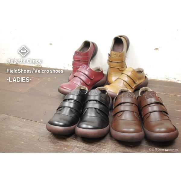 リゲッタカヌー レディース 靴 ベルクロ マジックテープ プレミアム セール SALE gjweb 02