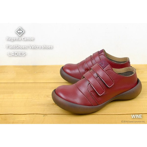 リゲッタカヌー レディース 靴 ベルクロ マジックテープ プレミアム セール SALE gjweb 04