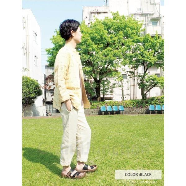 リゲッタカヌー サンダル メンズ おしゃれ ベルト マジックテープ PU 素材 sandal|gjweb|11
