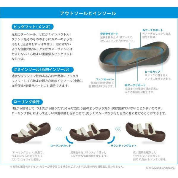 リゲッタカヌー サンダル メンズ おしゃれ ベルト マジックテープ PU 素材 sandal|gjweb|18