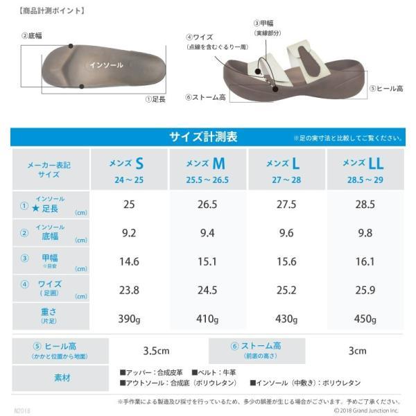 リゲッタカヌー サンダル メンズ おしゃれ ベルト マジックテープ PU 素材 sandal|gjweb|19