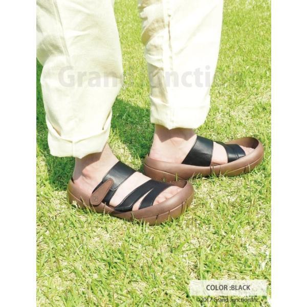 リゲッタカヌー サンダル メンズ おしゃれ ベルト マジックテープ PU 素材 sandal|gjweb|07
