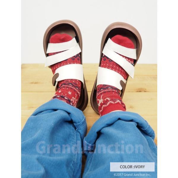 リゲッタカヌー サンダル メンズ おしゃれ ベルト マジックテープ PU 素材 sandal|gjweb|08