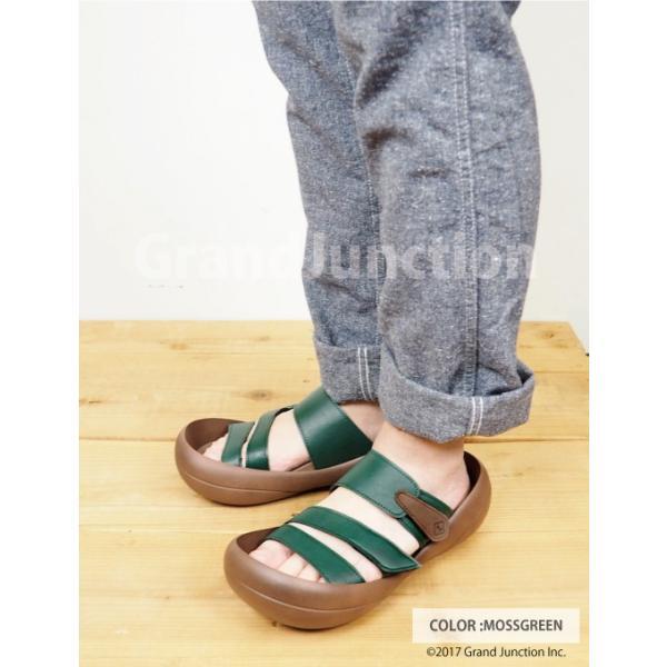 リゲッタカヌー サンダル メンズ おしゃれ ベルト マジックテープ PU 素材 sandal|gjweb|10