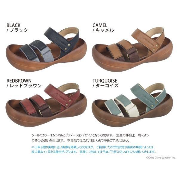 リゲッタカヌー サンダル メンズ おしゃれ ベルト ストラップ マジックテープ sandal|gjweb|02