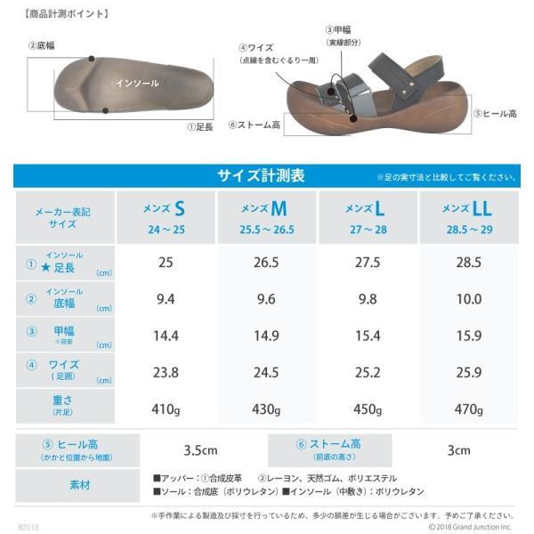 リゲッタカヌー サンダル メンズ おしゃれ ベルト ストラップ マジックテープ sandal|gjweb|03