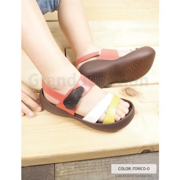 リゲッタ カヌー キッズ サンダル おしゃれ 男 女 ストラップサンダル 3本 ベルト sandal|gjweb|12