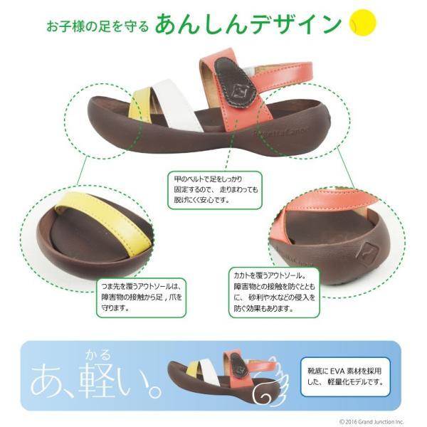 リゲッタ カヌー キッズ サンダル おしゃれ 男 女 ストラップサンダル 3本 ベルト sandal|gjweb|18
