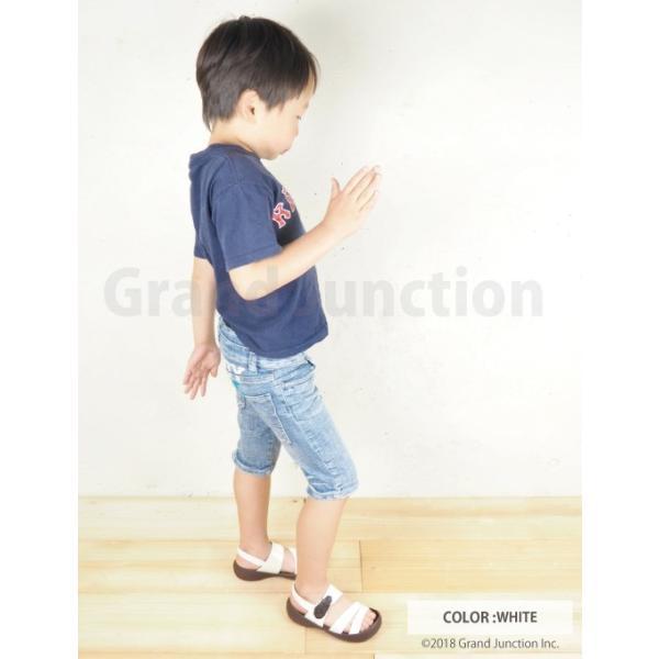 リゲッタ カヌー キッズ サンダル おしゃれ 男 女 ストラップサンダル 3本 ベルト sandal|gjweb|10