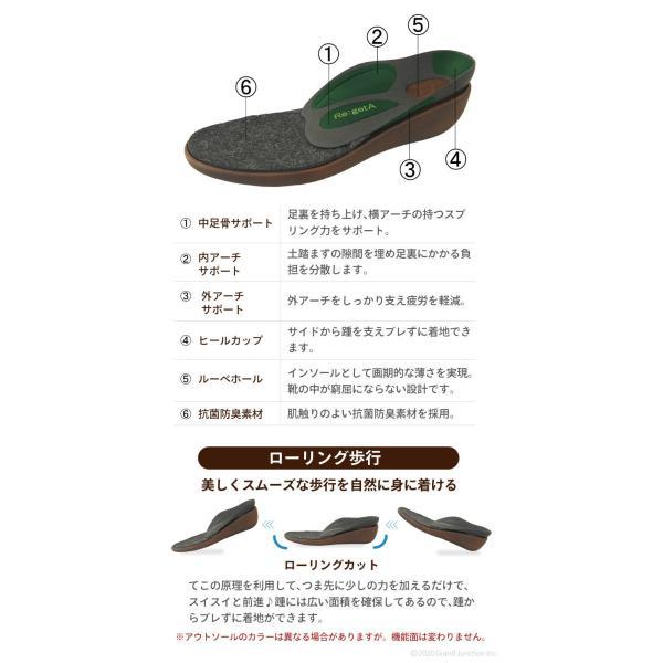 リゲッタ 靴 レディース パンプス 幅広 痛くない 履きやすい フォーマル カジュアル pumps|gjweb|12