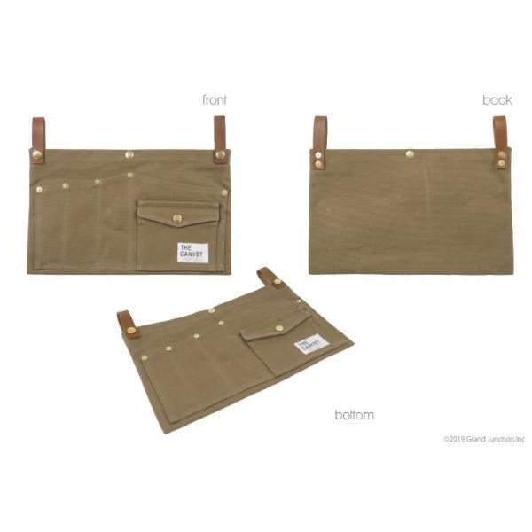 ウエストバッグ ガレージバッグ キャンバス 道具入れ エプロン ヒップバッグ ベルト メンズ レディース おしゃれ 軽い 日本製 キャンベット waist bag gjweb 07