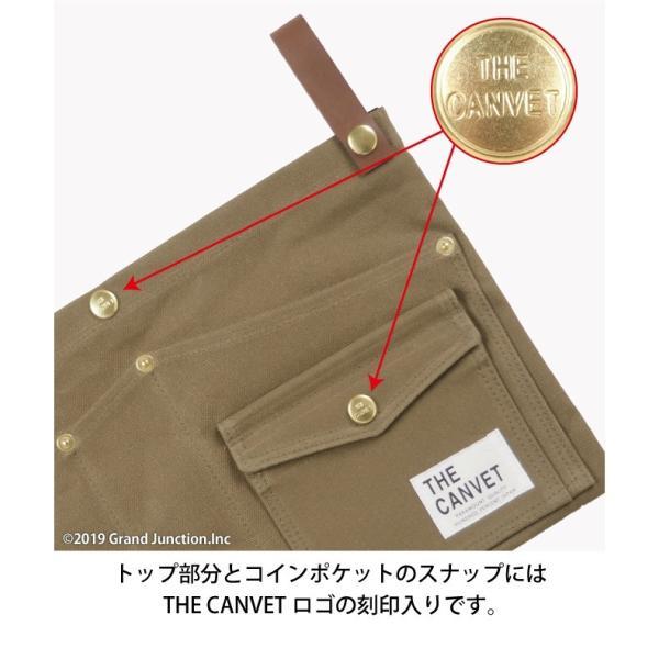 ウエストバッグ ガレージバッグ キャンバス 道具入れ エプロン ヒップバッグ ベルト メンズ レディース おしゃれ 軽い 日本製 キャンベット waist bag gjweb 09
