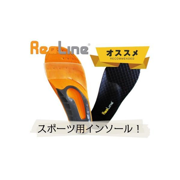 [健康・予防]ReaLine リアライン・インソール・スポーツ(トウサポート付き) 足もとからゆがみを整えるインソール|glab