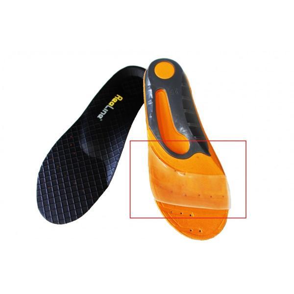 [健康・予防]ReaLine リアライン・インソール・スポーツ(トウサポート付き) 足もとからゆがみを整えるインソール|glab|03