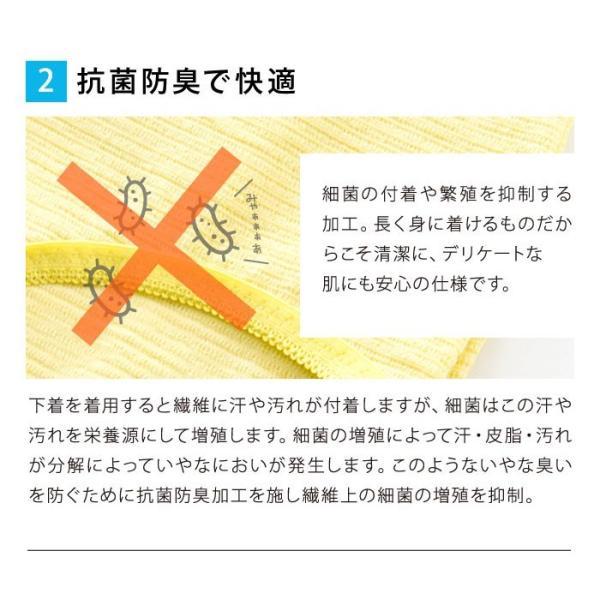 (2枚組)(着る包帯インナー クシェル) 腹巻パンツ 腹巻き レディース 夏 腹巻きパンツ 包帯 [M便 1/2]|glamore|07