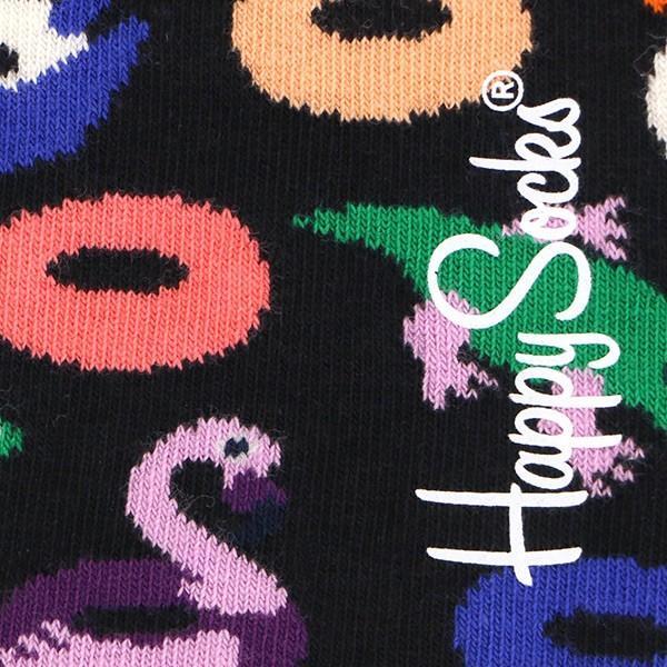 Happy Socks ハッピーソックス POOL PARTY ( プール パーティー ) クルー丈 綿混 ソックス 靴下 ユニセックス メンズ&レディス 1A113025|glanage|10