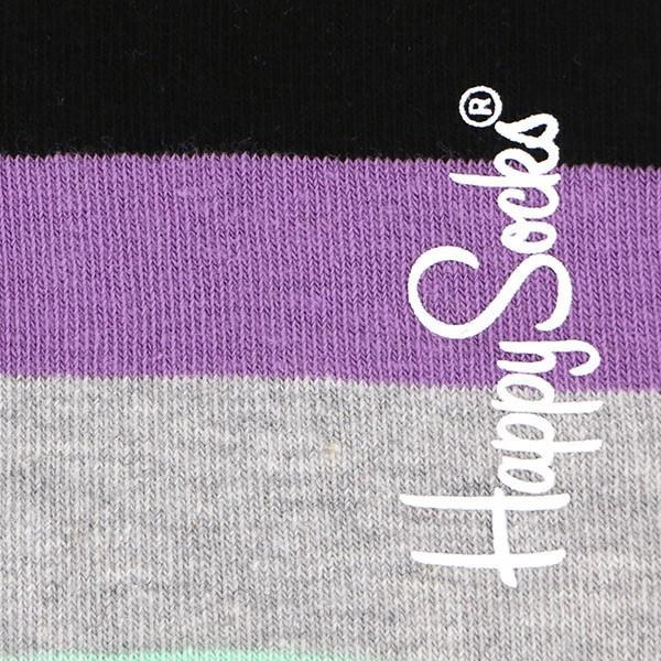 Happy Socks ハッピーソックス STRIPE ( ストライプ ) クルー丈 綿混 ソックス 靴下 ユニセックス メンズ&レディス 1A113030|glanage|09