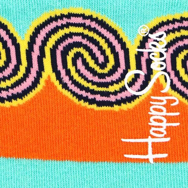 Happy Socks ハッピーソックス WINDY STRIPE ( ウィンディ ストライプ ) クルー丈 綿混 ソックス 靴下 ユニセックス メンズ&レディス 1A113035|glanage|10